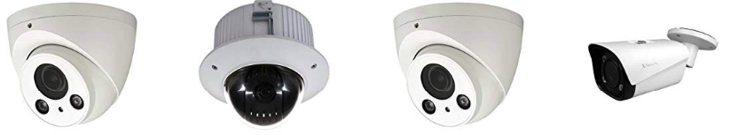 ip camera de vigilancia