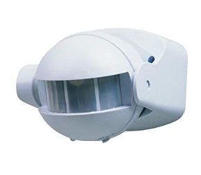 detector de movimiento exterior