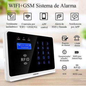 alarmas hogar wifi